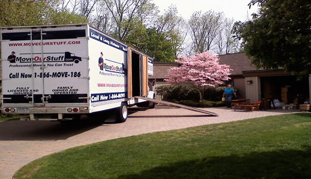 Commercial Movers Westchester, NY